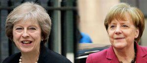 Merkel and May 1