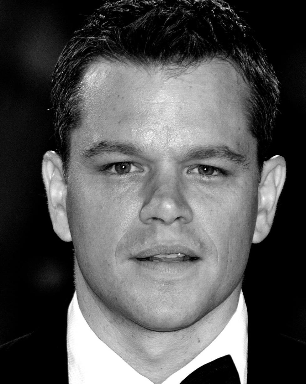 Matt Damon - a Face Re...